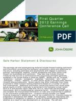 Deere 2012_firstquarter_confcallslides