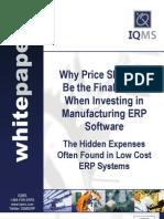 Hidden ERP Expenses