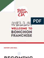 BonChon Business Proposal