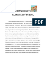 Learning Heights Elementary School