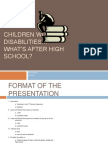 Children With Disabilities 2