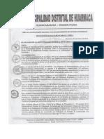 Resolucion Municipal