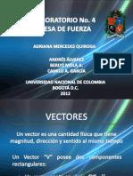 Mesa de Fuerzas (1)