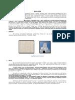 Modulacion y Distancia Entre Ejes