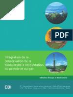 Biodiversité & industries du pétrole & du gaz _guide EBI2003