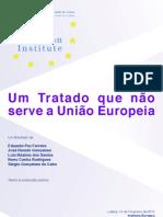 U m   Tr a t a d o   q u e   n ã o  Serve a UE_manifesto