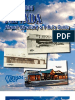 Nevada Airports Directory (2009)