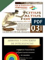 12 Trabajos de Hercules Primer Trabajo Citius Altius Fortius 3 Solo Nutricion Marzo 12 [Modo de ad