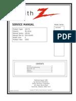 l24d10 mt23 ap service manual display technology electronics rh scribd com