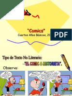 Comics, Lenguaje de Señas y Comprensión Lectora