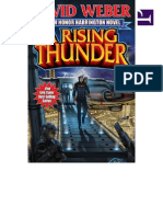 David Weber - [Honor Harrington 13] - A Rising Thunder (ARC)