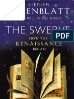 April Free Chapter - The Swerve by Stephen Greenblatt