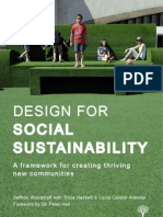 Design for Social Sustainability