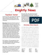 mqa knightly news december 2011
