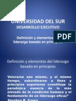 Lcp Liderazgo Centrado en Principios