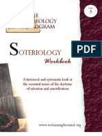 Soteriology Workbook Jul 2006