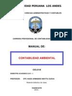 Manual ad Ambiental