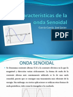 Características de la onda senoidal