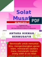 Solat Musafir