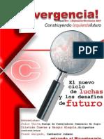 Revista Convergencia!. Octubre