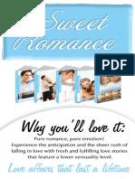Mills & Boon Sweet Romance - Chapter Sampler