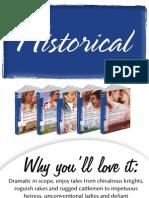 Mills & Boon Historical - Chapter Sampler
