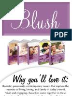 Mills & Boon Blush - Chapter Sampler