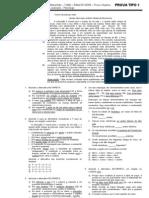 1122 - Analista Judiciário - Psicólogo - Tipo 1