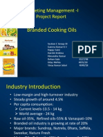 Branded Cooking Oil
