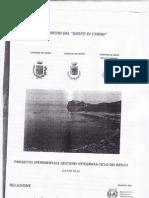 Munnezza Progetto Sperimentale Gestione Integrata Ciclo Rifiuti Golfo Carini Luigi Bonuso