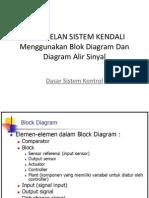 4.Diagram Blok System Kendali