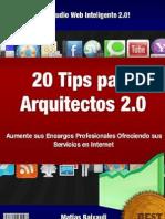 20 Tips Para Arquitectos 20