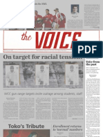 On Target for Racial Tension? by Adrian Hedden (MCCPA 1st Place)