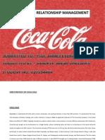 Crm Strategy Coca Cola Sandeep Singh