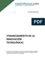 financiamientodelainnovacintecnolgica-111207053208-phpapp02