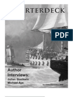 Quarterdeck Sea Adventure & Historical Fiction Newsletter - Nov/Dec 2008