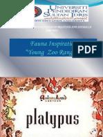 Fauna Inspiration –Young  Zoo Rangers
