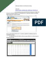preparación de una tabal de datos para realizar un correcto join en arcmap
