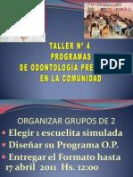 PROGRAMA DEOdontología Preventiva 2011 copia