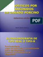 Diaqgnostico Por Ultrasonidos en Porcinos