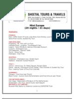 20 Night - 21 Days - Grand Europe FINAL 2012 - SHEETAL (1)