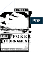 Arnold Snyder - Poker Tournament Formula I (OCR)