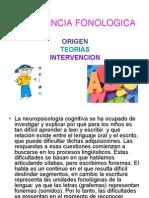 CONCIENCIA FONOLOGICA (1)