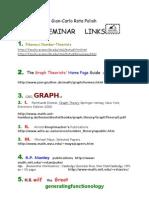 Seminar Links