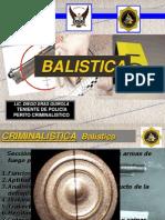 BALISTICA de