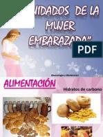Cuidados en La Embarazada