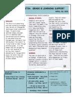 Weekly Bulletin 4.20.12