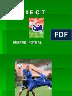 p r o i e c T-fotbal Mihalcea Catalin