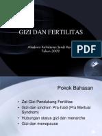 11. Gizi Dan Fertilitas