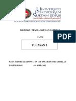 KKD2063-Pembangunan Sahsiah D20112054380